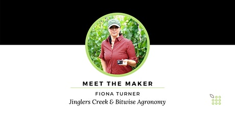 Meet the Maker | Jinglers Creek & Bitwise Agronomy tickets