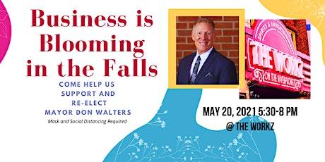 Cuyahoga Falls Mayor Don Walters Re-Election Kickoff Party tickets