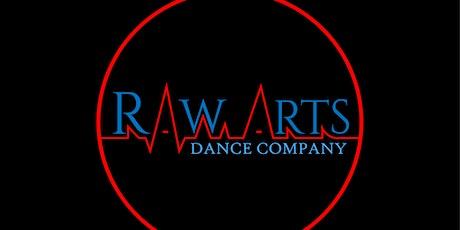 RawArts Summer Dance Intensive 2021 tickets