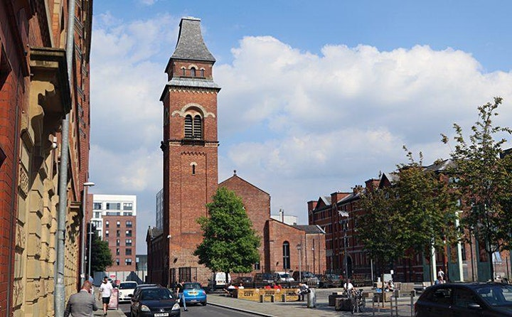 The Ancoats Explorer – Walking Tours are Back! image