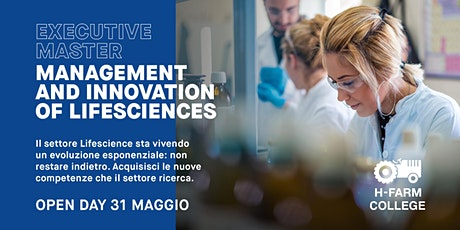 Open Day MAMIL - Master in Management & Innovation of Lifesciences biglietti