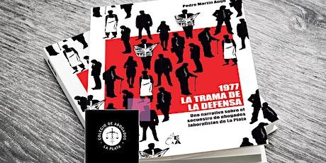 1977 - La Trama de la defensa entradas