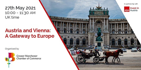 Austria and Vienna: A Gateway to Europe | May 2021 Tickets