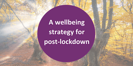 A wellbeing strategy for post-lockdown tickets