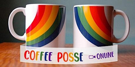 Coffee Posse Online (LGBTQ Age 50+) tickets