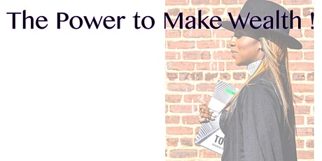 Idea 2 Inception - Session 6: The Power to Make Wealth entradas