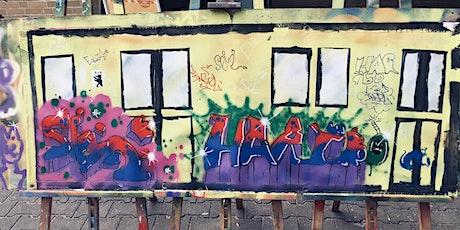 Graffiti-Workshop für Kinder & Jugendliche - Sketching und Writing Tickets