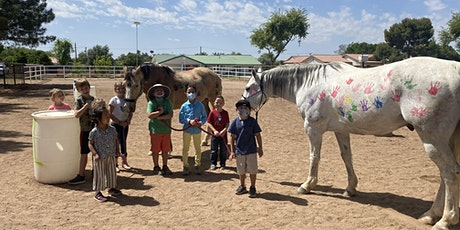 Parenting Workshop with FREE Childcare/Kids Horse Experience tickets