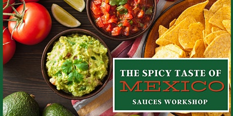 The spicy taste of Mexico. tickets