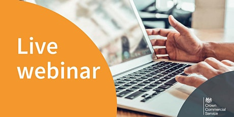 Supplier Live Webinar - RM6232 FM & Workplace Services update tickets