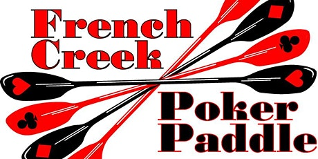 French Creek Poker Paddle 2021 tickets