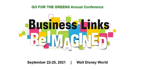 Go for the Greens 2021 Business Development Conference tickets