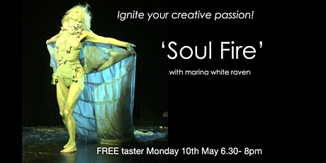 Soul Fire: Ignite Your Creative Passion! tickets