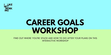 Career Goals Workshop tickets