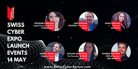 365 Days Virtual Swiss Cyber Expo Launch Events tickets