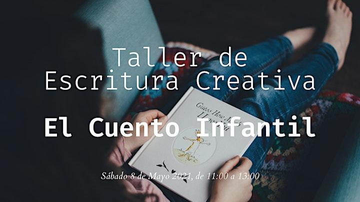 Imagen de Taller de Escritura Creativa:  El Cuento Infantil