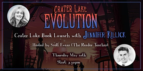Crater Lake Evolution Book Launch with Jennifer Killick tickets