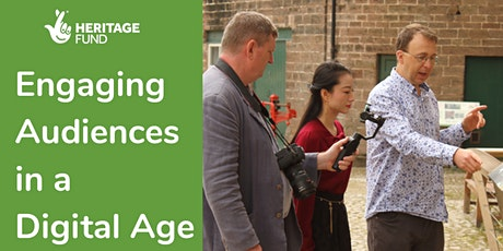 Engaging audiences in a digital age tickets