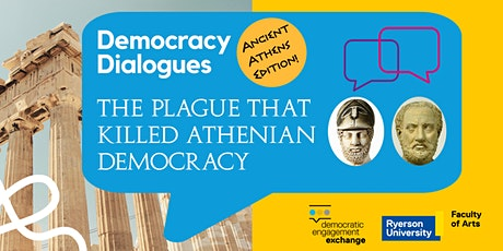 The Plague That Killed Athenian Democracy tickets
