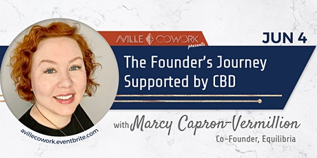 The Founder's Journey Supported by CBD tickets