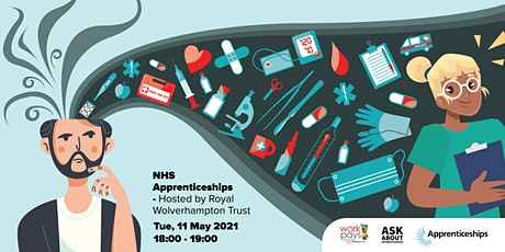 NHS Apprenticeships - Hosted by Royal Wolverhampton Trust tickets
