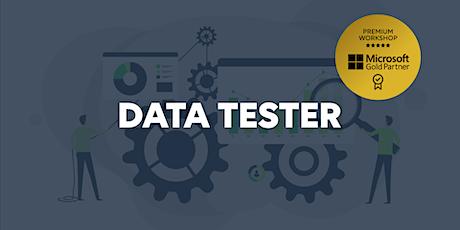 Data Tester - Premium Workshop tickets