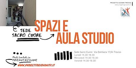 AULA STUDIO -Sede Sacro Cuore biglietti