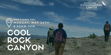 Mike's Hikes 2021: Cool Rock Canyon tickets