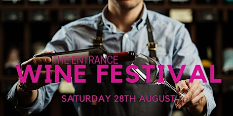 The Entrance Wine Festival tickets