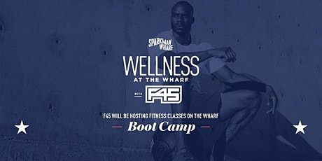 F45 Sparkman Training FREE Outdoor Bootcamp tickets