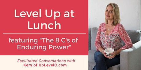 Level Up at Lunch: Facilitated Conversations tickets