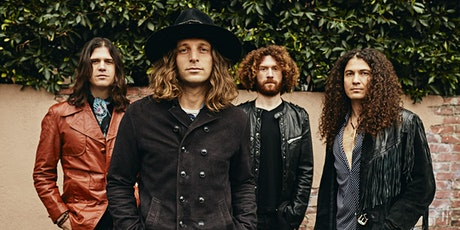 Dirty Honey – California Dreamin Tour tickets