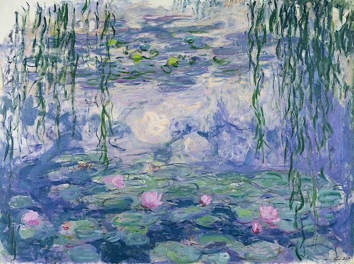 Afbeelding van Kunstmuseum Den Haag presenteert: Webinar Monet.  Tuinen van verbeelding