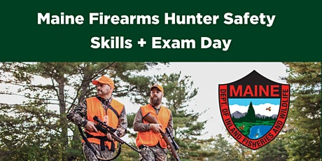 Firearms Hunter Safety:  Skills and Exam Day - Rockland tickets