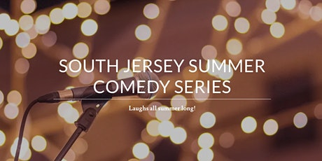 South Jersey Summer Comedy Series Presents Magician Eric Jones tickets