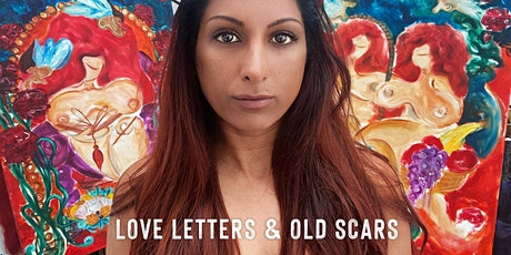 LOVE LETTERS & OLD SCARS: ART EXHIBITION • NOTTING HILL • KCAW tickets