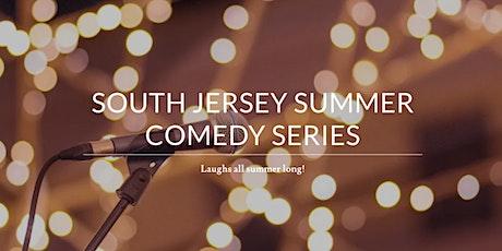 South Jersey Summer Comedy Series Presents Jimmy Shubert tickets