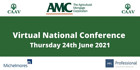 CAAV Virtual National Conference 2021 tickets