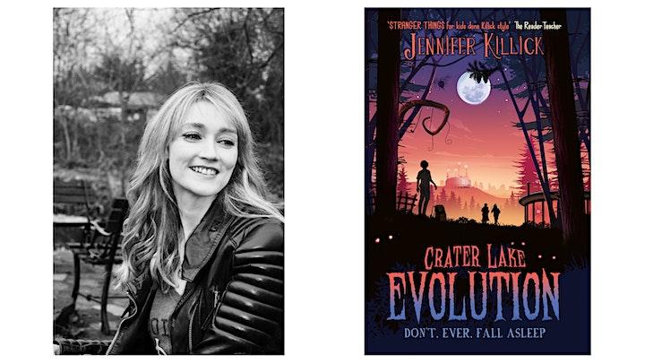 Crater Lake Evolution Book Launch with Jennifer Killick image
