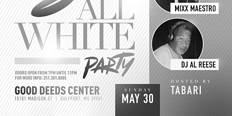 The Juke Jam All-White Party tickets