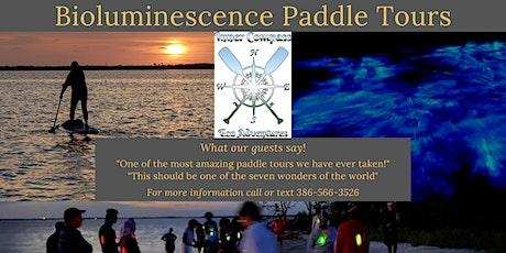 Sunset & Bioluminescence Paddle Tour tickets