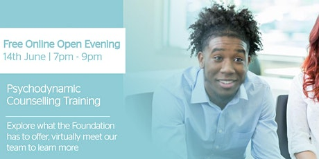 Free Online Counselling Training Open Evening| 7pm - 9pm tickets