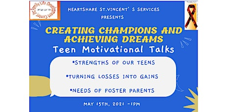 Creating Champions and Achieving Dreams tickets