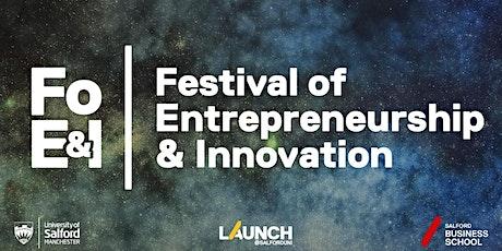 FoE&I: Creative Business Panel tickets