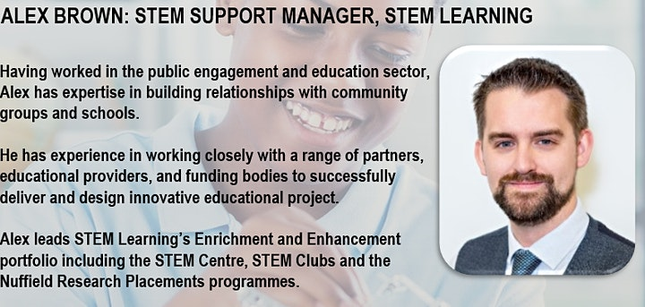 Developing our Future STEM Talent through Public & Private Partnership image