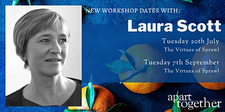 Apart Together: Poetry Writing Workshop with Laura Scott tickets