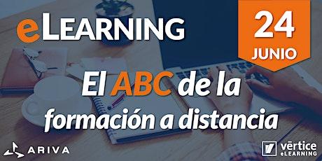 eLearning: El ABC de la formación a distancia. bilhetes