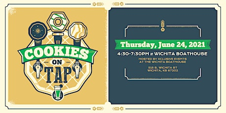 Cookies on Tap tickets