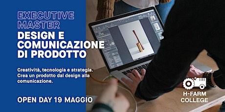 Open Day Master in Design e Comunicazione di Prodotto - M8 biglietti