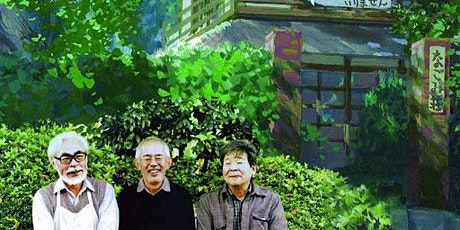 Animation Celebration!  The Kingdom of Dreams and Madness (2014) tickets